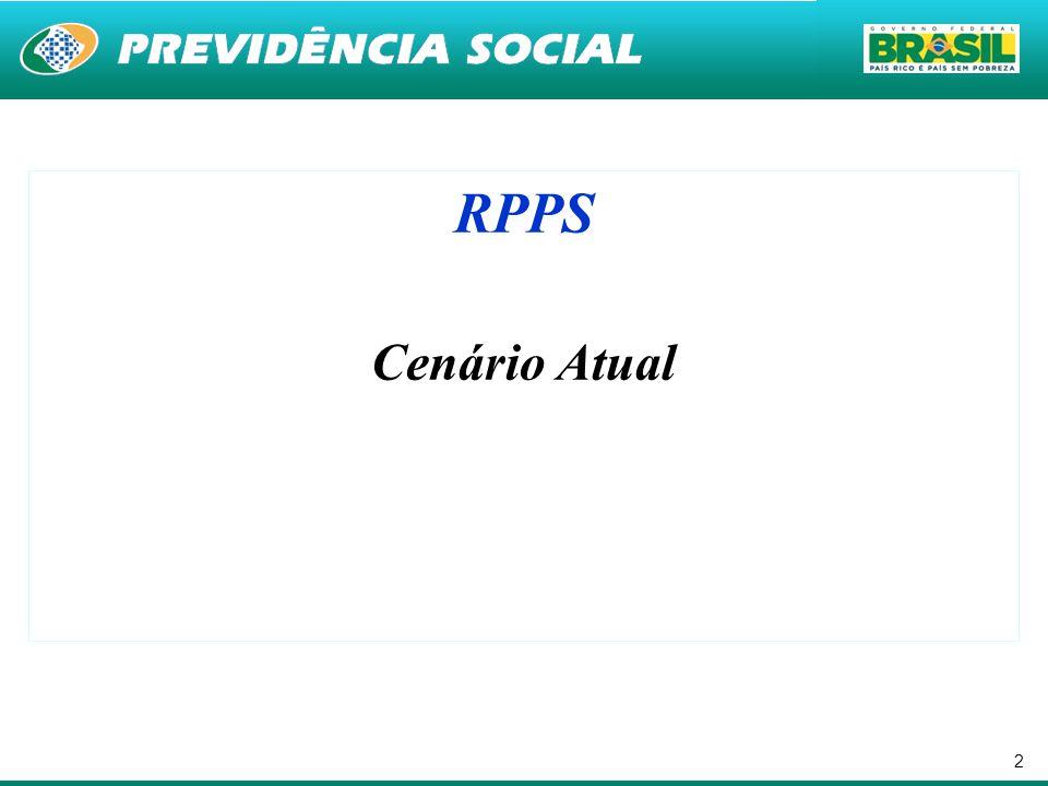 2 RPPS Cenário Atual