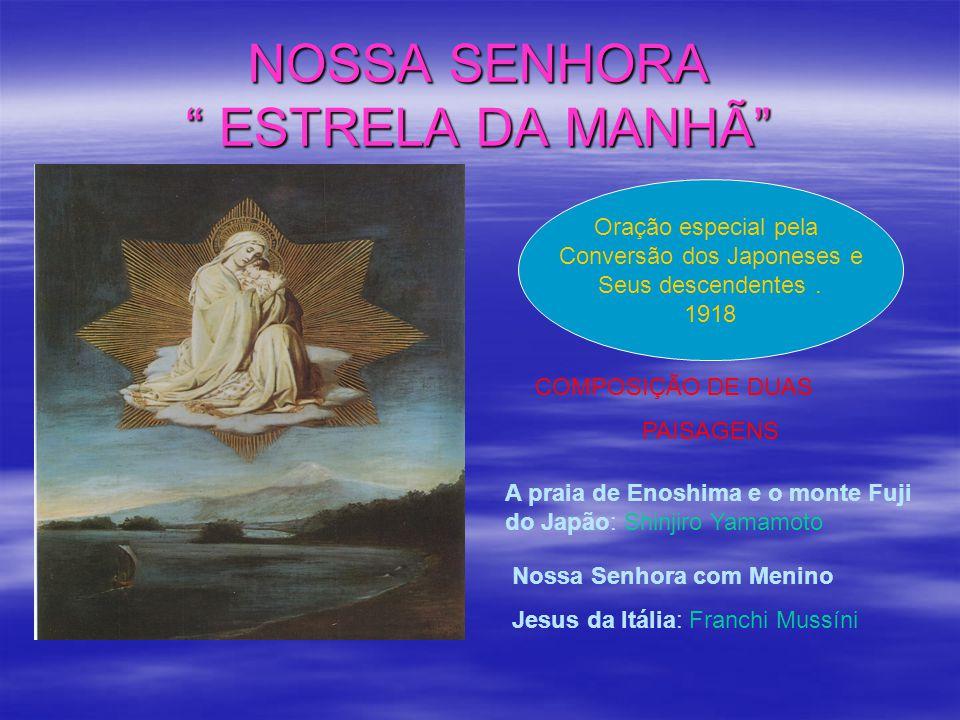 """VISÃO COMPARATIVA CIRCULO CATÓLICO CIRCULO CATÓLICO """" ESTRELA DA MANHÃ """" """" ESTRELA DA MANHÃ """"  1953-Em Presidente Prudente Pedro Onishi / Sofia Dobas"""