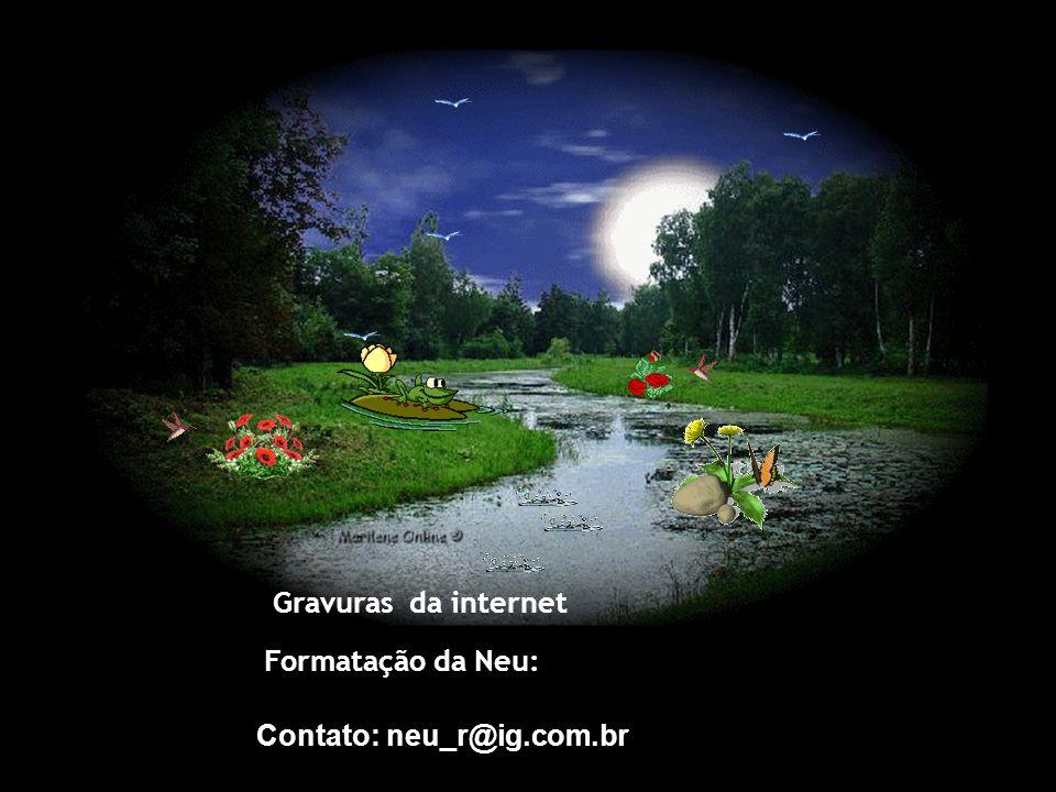 Contato: neu_r@ig.com.br Formatação da Neu: Gravuras da internet