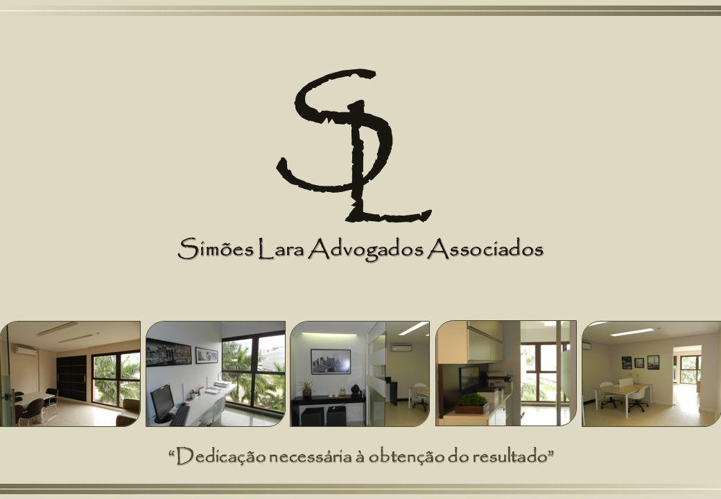 """Simões Lara Advogados Associados S L """"Dedicação necessária à obtenção do resultado"""""""