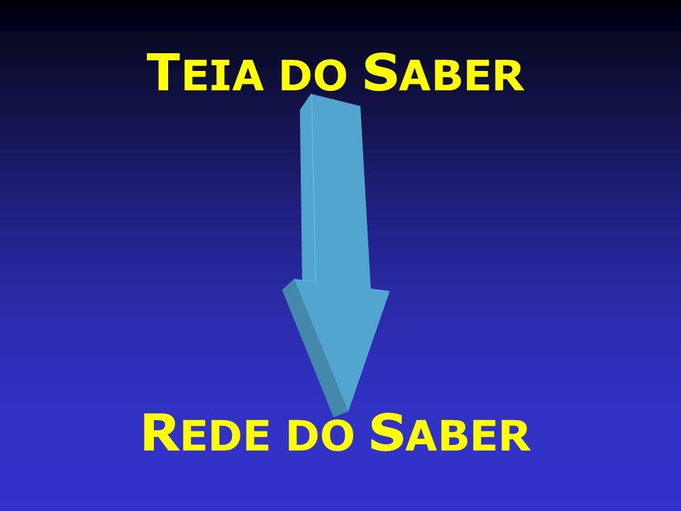 T EIA DO S ABER R EDE DO S ABER