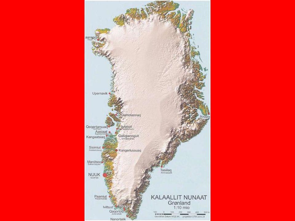 O MUNDO EM FOTOGRAFIAS CLIQUE COM AUDIO A GROELANDIA Maior ilha do planeta, a Groelândia é uma região autônoma dinamarquesa que ocupa a ilha do mesmo nome e ilhas adjacentes.