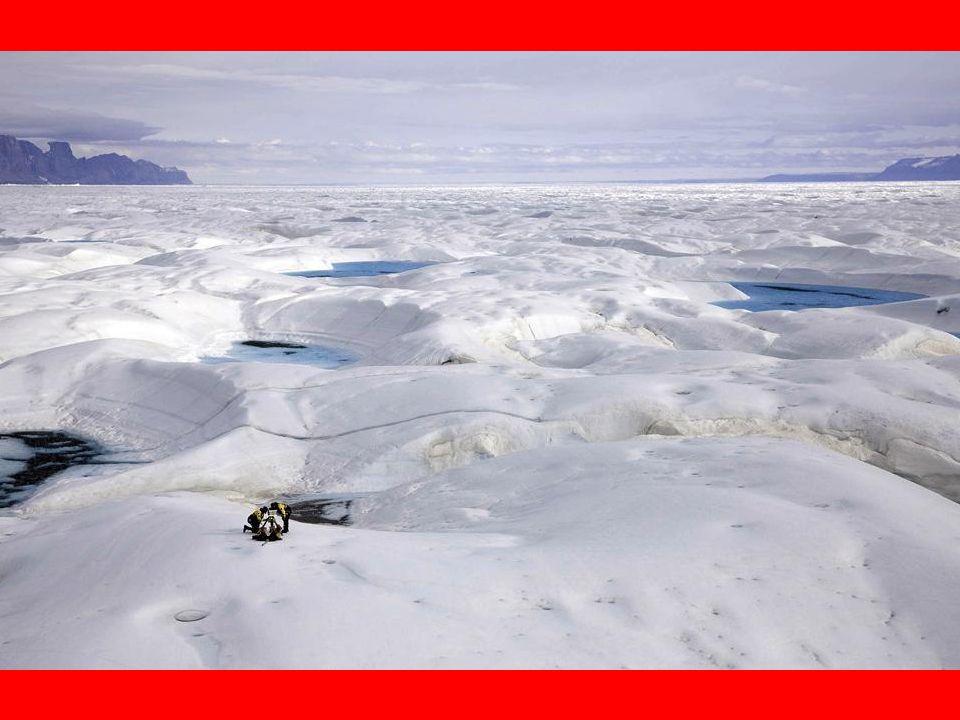 Fotografia aérea de Upernavik