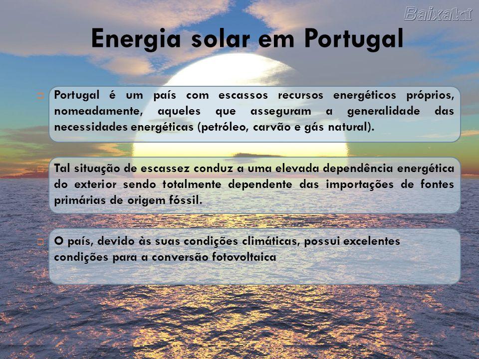  Portugal é um país com escassos recursos energéticos próprios, nomeadamente, aqueles que asseguram a generalidade das necessidades energéticas (petr