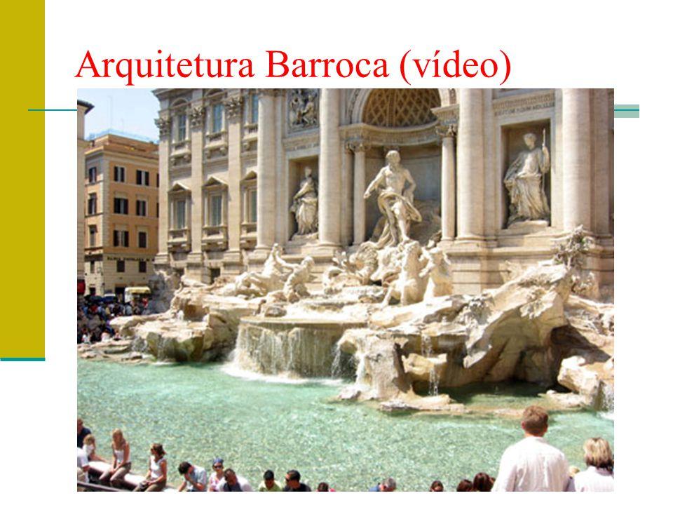Arquitetura Barroca (vídeo)