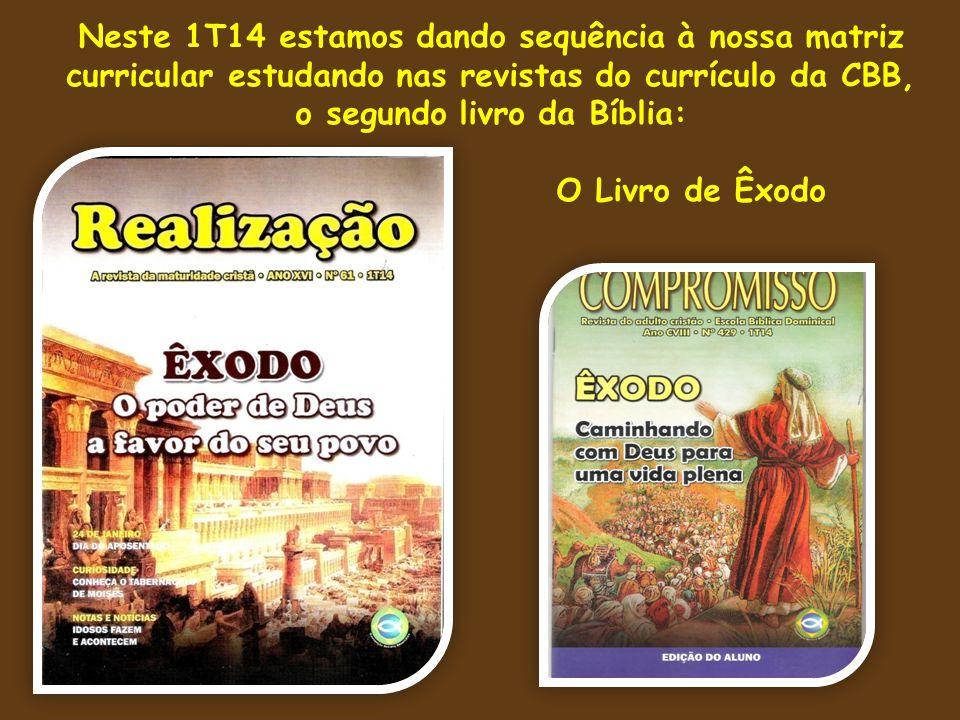 1T14 – O livro de Êxodo Estudo 10 Falava o Senhor a Moisés face a face Texto bíblico: Êxodo 33.1-23 Texto áureo: Êxodo 33.11a E falava o Senhor a Moisés face a face, como qualquer fala com seu amigo.