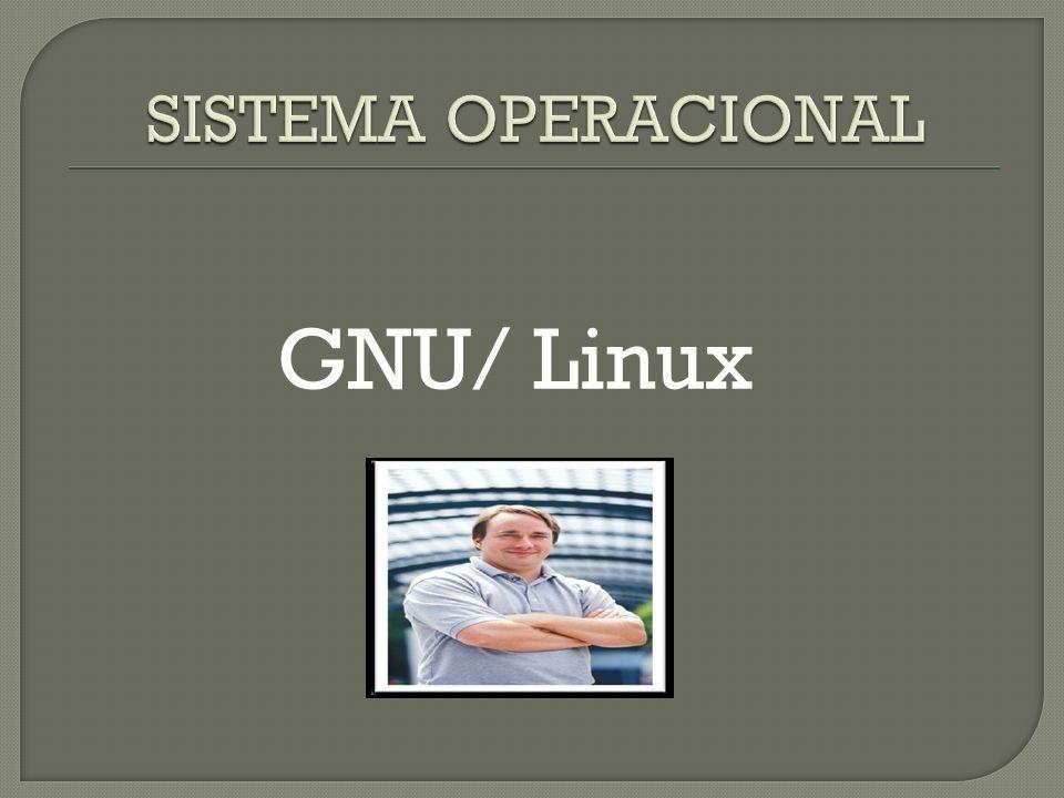 O Linux é um sistema operacional criado em 1991 por Linus Torvalds na universidade de Helsinki na Finlândia.