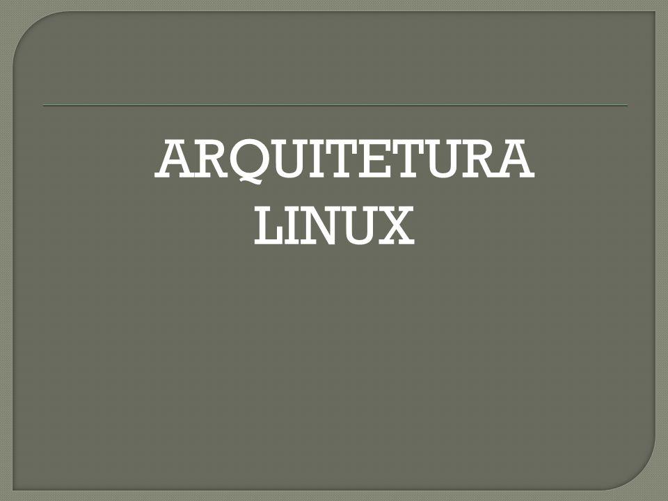  Ext2 - Usado em partições Linux Nativas para o armazenamento de arquivos.