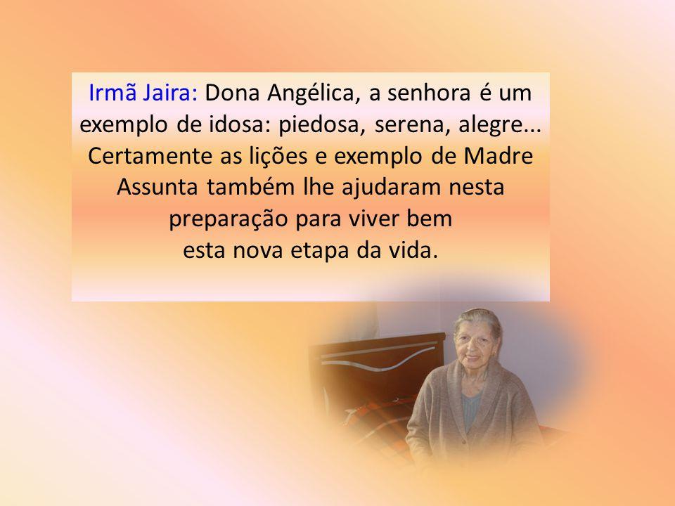 Amando a Deus sobre todas as coisas é possível doar-se incondicionalmente ao irmão. (Madre Assunta Marchetti)