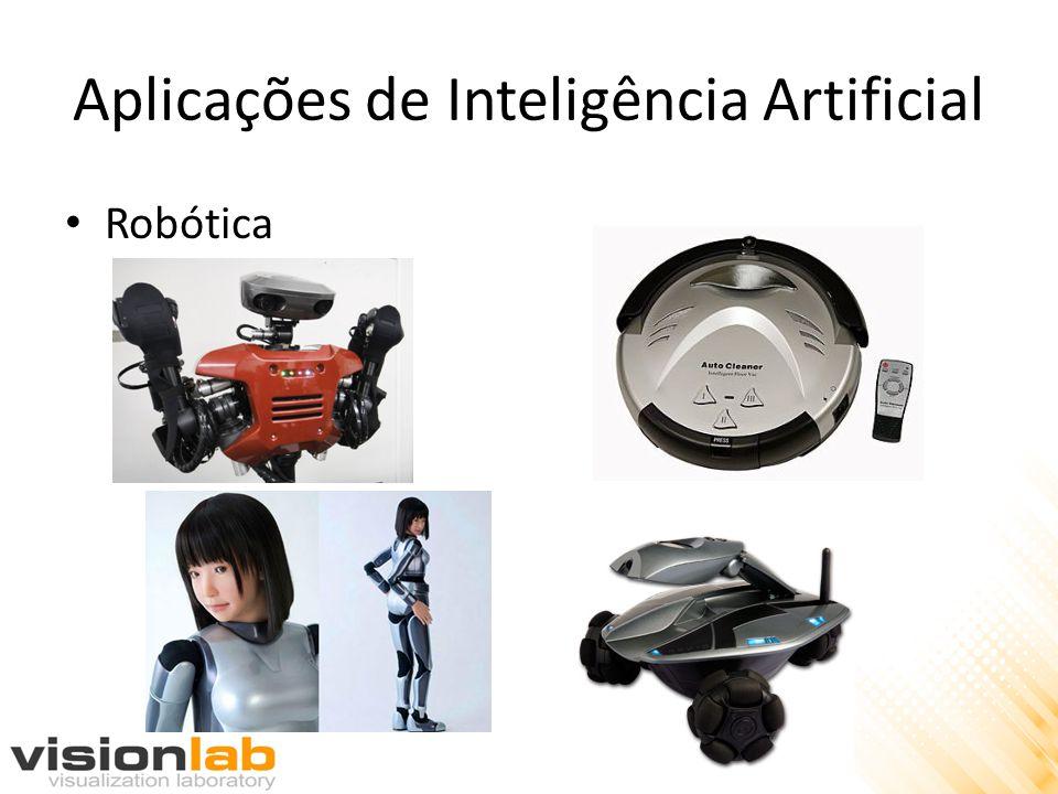 Aplicações de Inteligência Artificial • Robótica