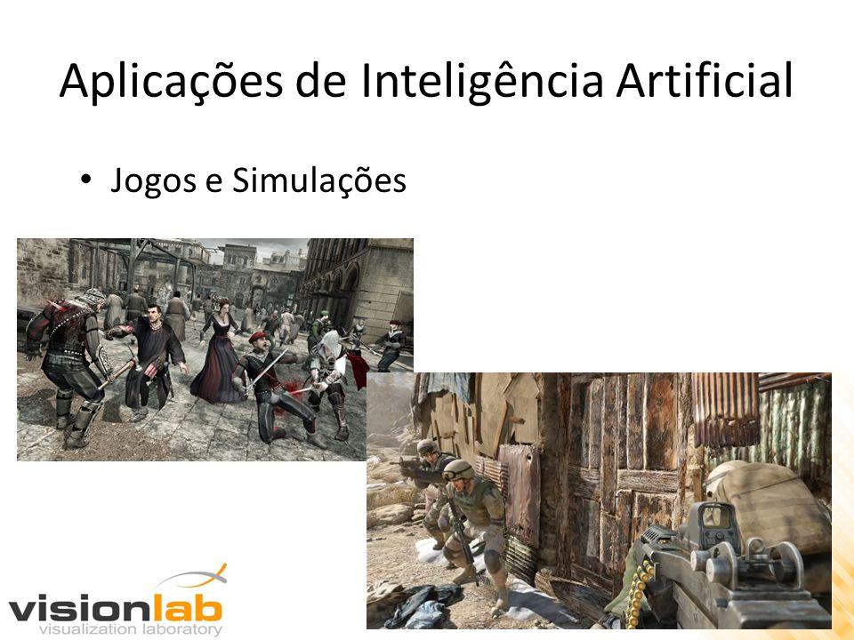 Aplicações de Inteligência Artificial • Jogos e Simulações