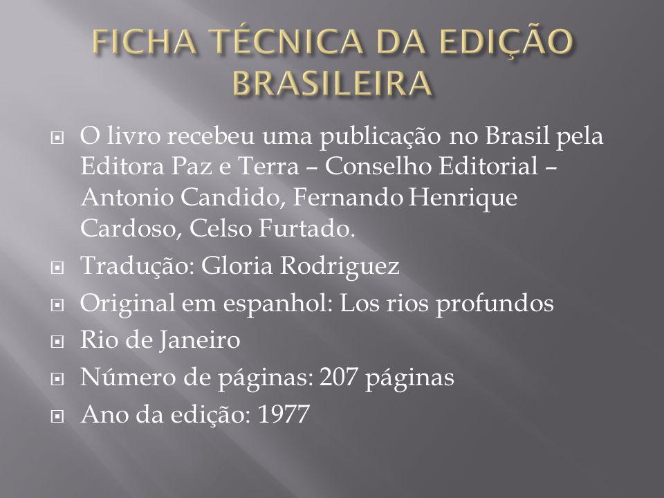  O livro recebeu uma publicação no Brasil pela Editora Paz e Terra – Conselho Editorial – Antonio Candido, Fernando Henrique Cardoso, Celso Furtado.