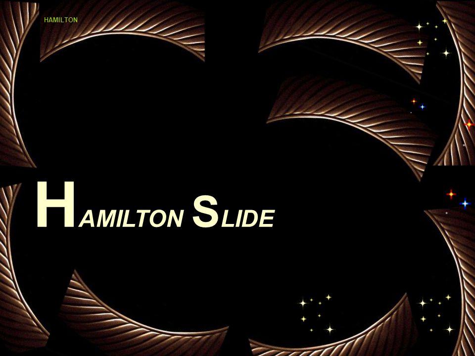 HAMILTON H AMILTON S LIDE ¨O Grande Ditador¨