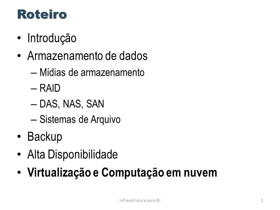 Computação em Nuvem Cloud Computing Guilherme Galante SEMANA DE INFORMÁTICA - UNIPAR