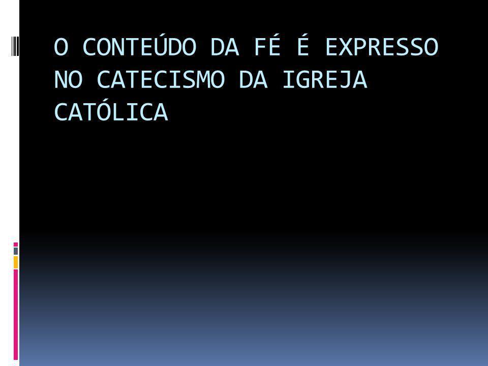 A FÉ NÃO É UMA TEORIA, MAS O ENCONTRO COM UMA PESSOA.