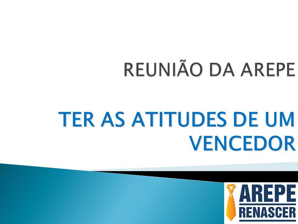 TER AS ATITUDES DE UM VENCEDOR