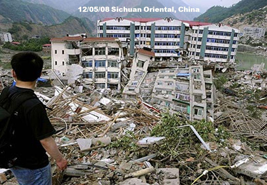 12/05/08 Sichuan Oriental, China