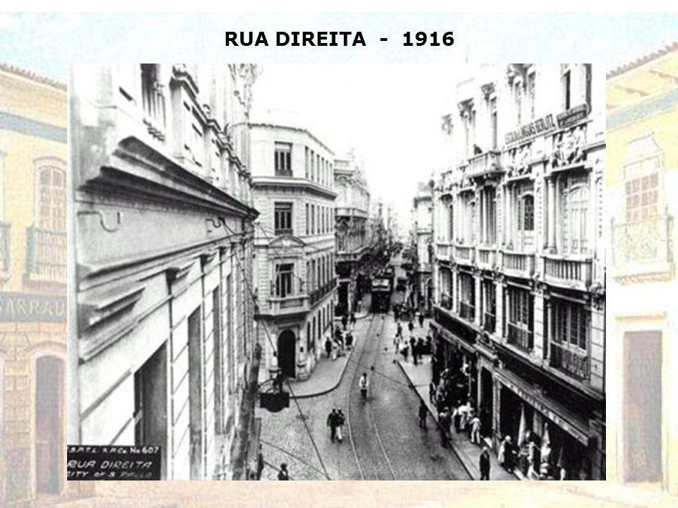 RUA 15 DE NOVEMBRO - 1915