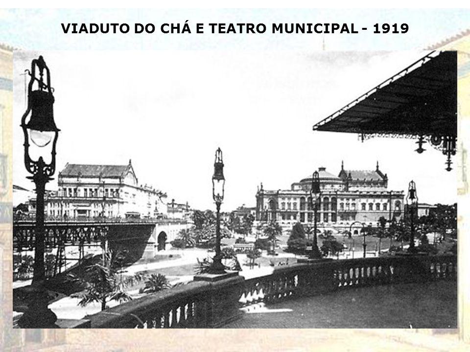 LARGO SÃO FRANCISCO – 1918 (Escola de Comércio Álvares Penteado)