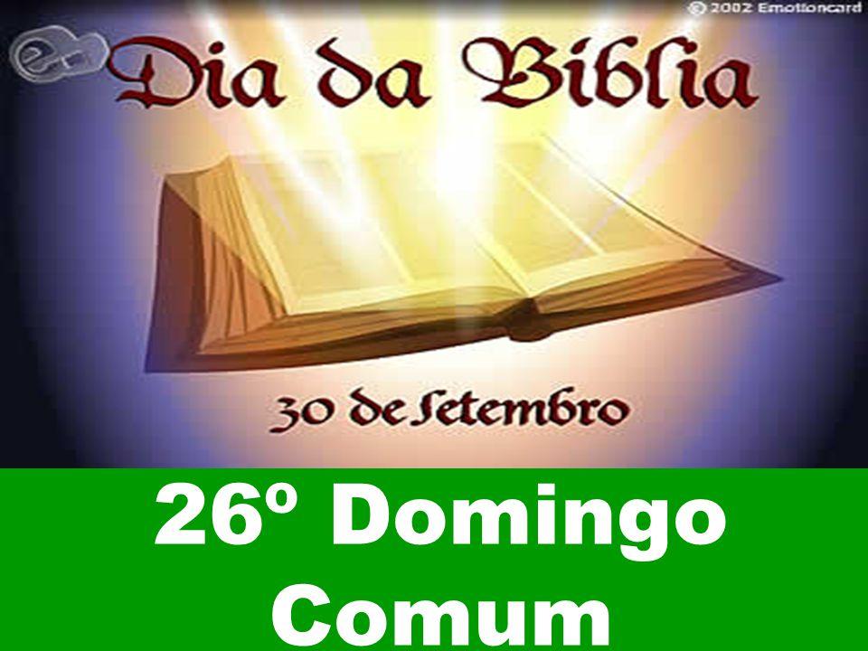 Leitura da Carta de São Tiago: