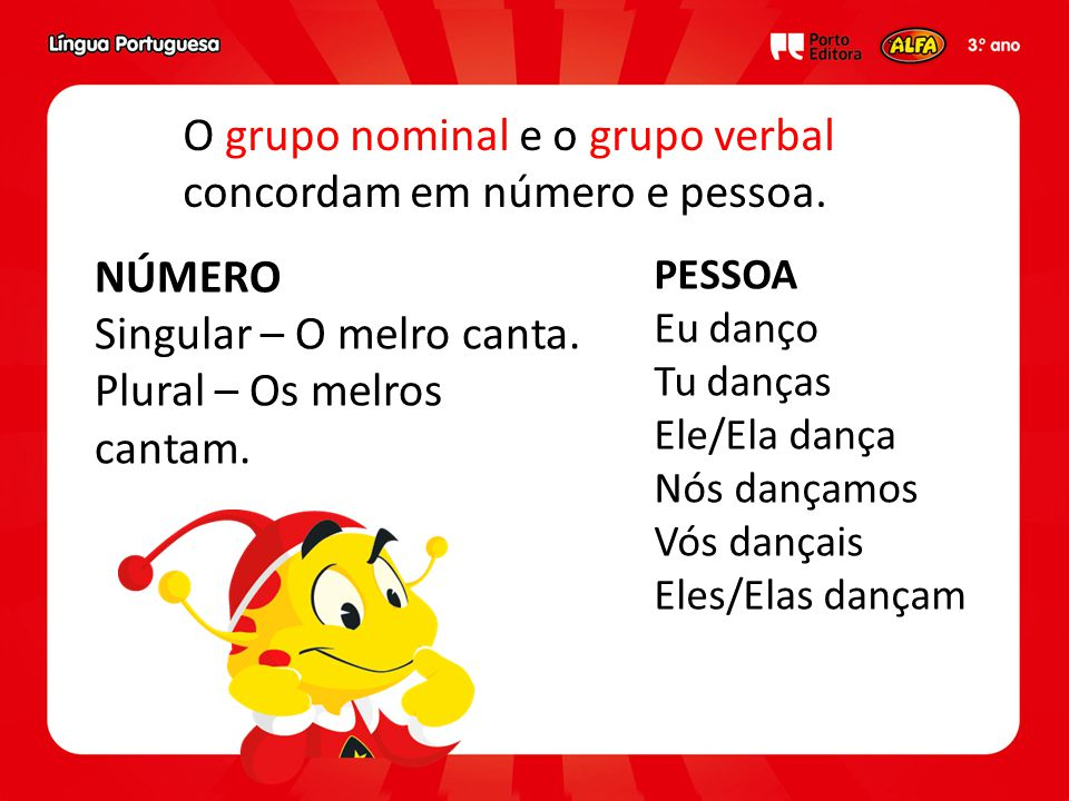 Frases simples e frases complexas