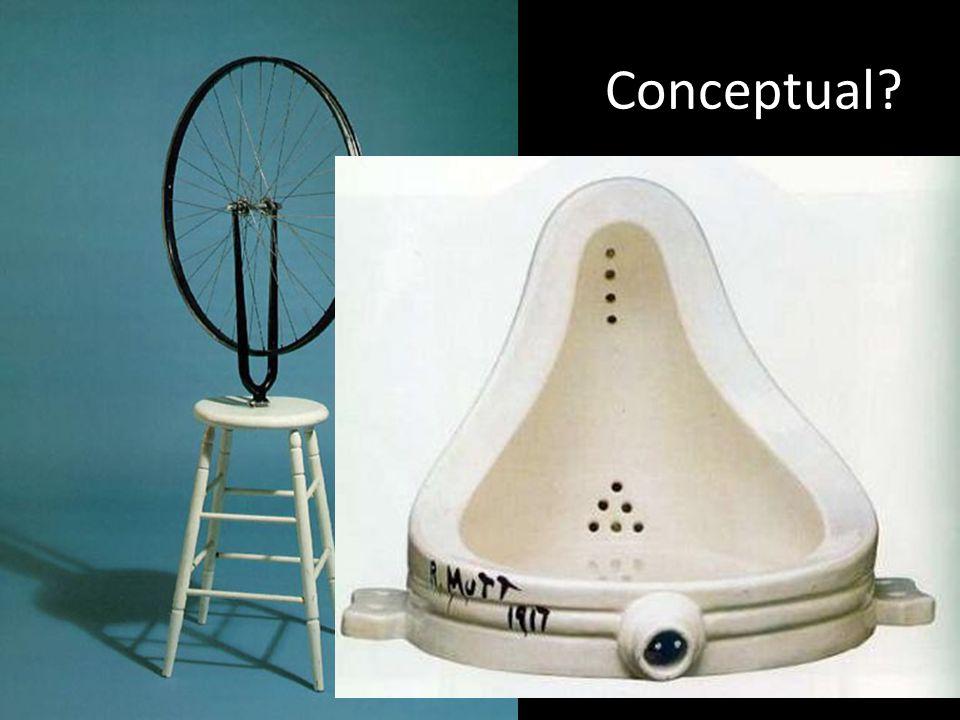 Conceptual?