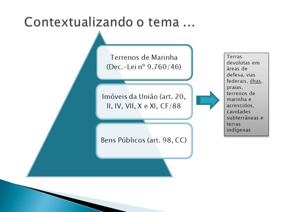  EC nº 46/2005 (exceto sede de municípios)  AÇÃO CIVIL PÚBLICA (Proc.