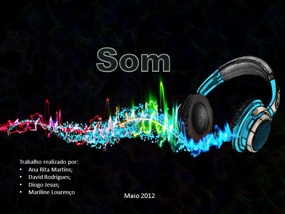 Trabalho realizado por: • Ana Rita Martins; • David Rodrigues; • Diogo Jesus; • Mariline Lourenço Maio 2012