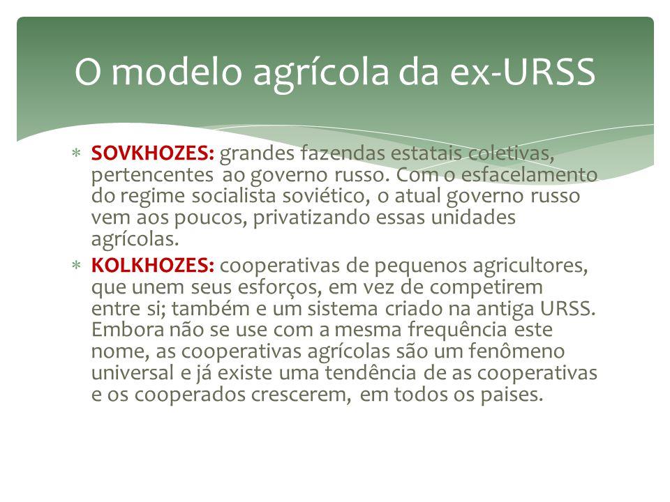  África subsaariana  Magreb  Sahel A questão agrícola na África