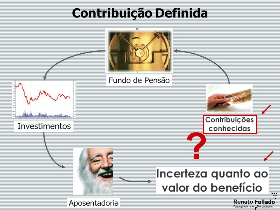 ...... RenatoFollado r Consultoria emPrevidência Contribuição Definida ?