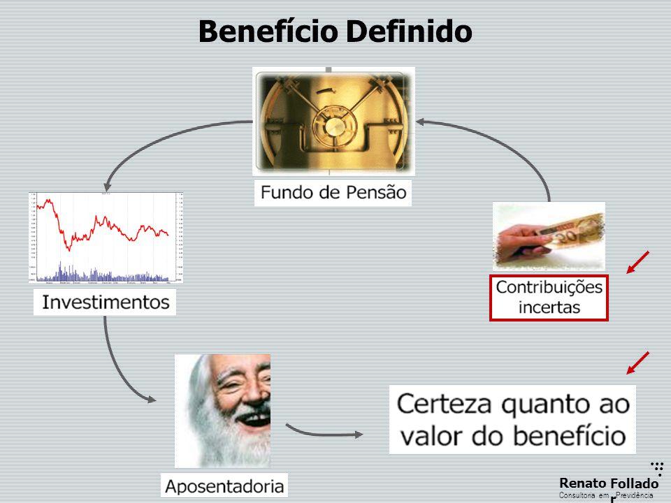 ...... RenatoFollado r Consultoria emPrevidência Benefício Definido