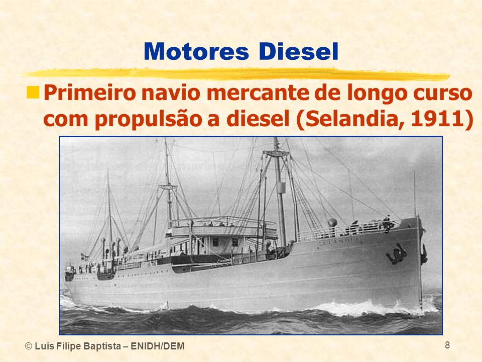 © Luis Filipe Baptista – ENIDH/DEM 89 Motores Diesel  Funcionamento do motor a 2 tempos