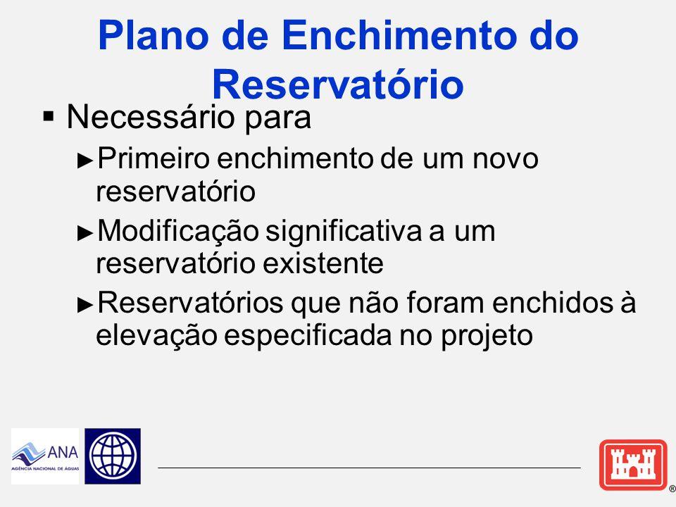 Plano de Ação Emergencial ■ Fluxograma de Notificação ■ Detecção de Emergências, avaliação, classificação ■ Responsabilidades ■ Prontidão ■ Mapas de Inundação