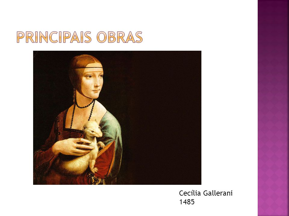 Cecília Gallerani 1485