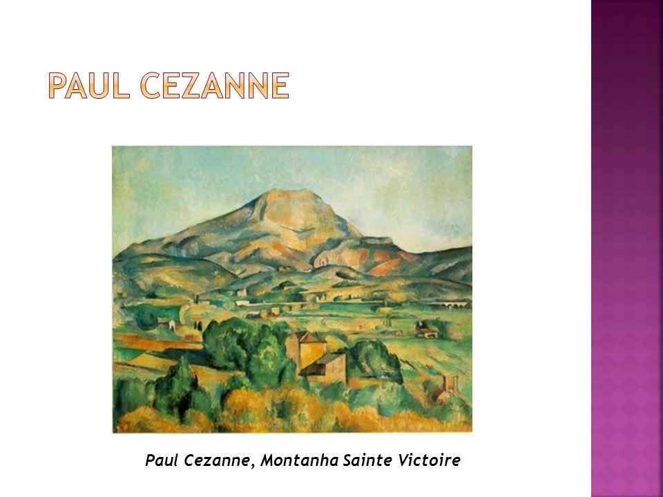 Paul Cezanne, Montanha Sainte Victoire