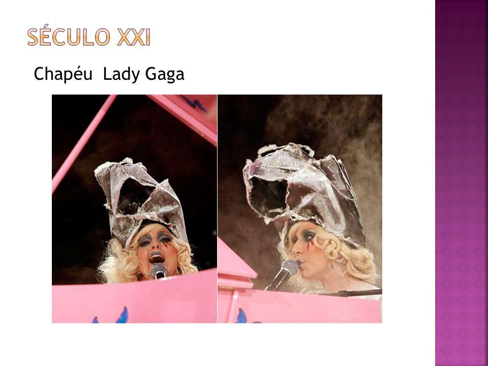 Chapéu Lady Gaga