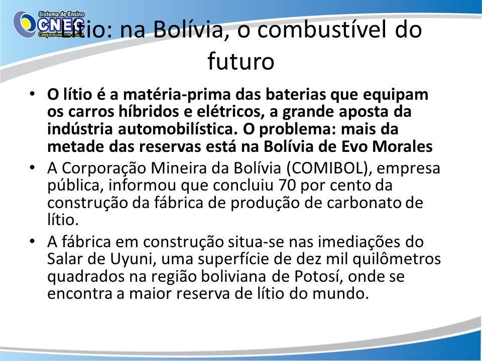 Lítio: na Bolívia, o combustível do futuro • O lítio é a matéria-prima das baterias que equipam os carros híbridos e elétricos, a grande aposta da ind