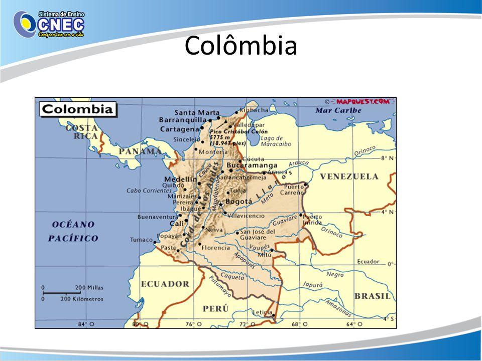 Argentina Regiões geoeconômicas • Região Andina – produção de vinhas; • Chaco – clima tropical – algodão • Mesopotâmia – subtropical – arroz e erva-mate.
