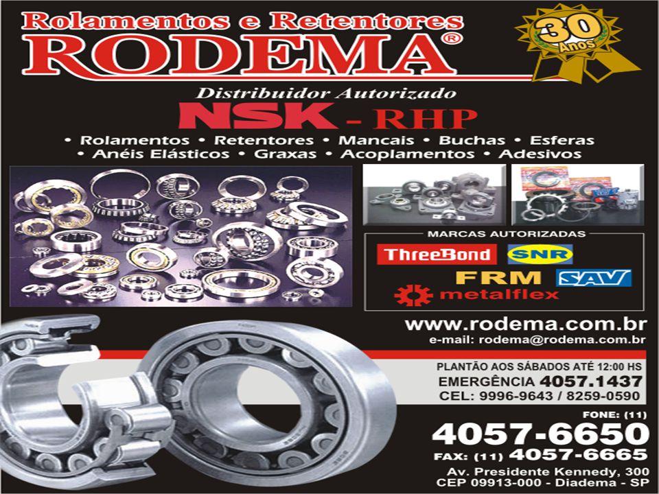 Fundada em 1975, a Rodema é uma empresa distribuidora de diversos produtos para manutenção industrial.