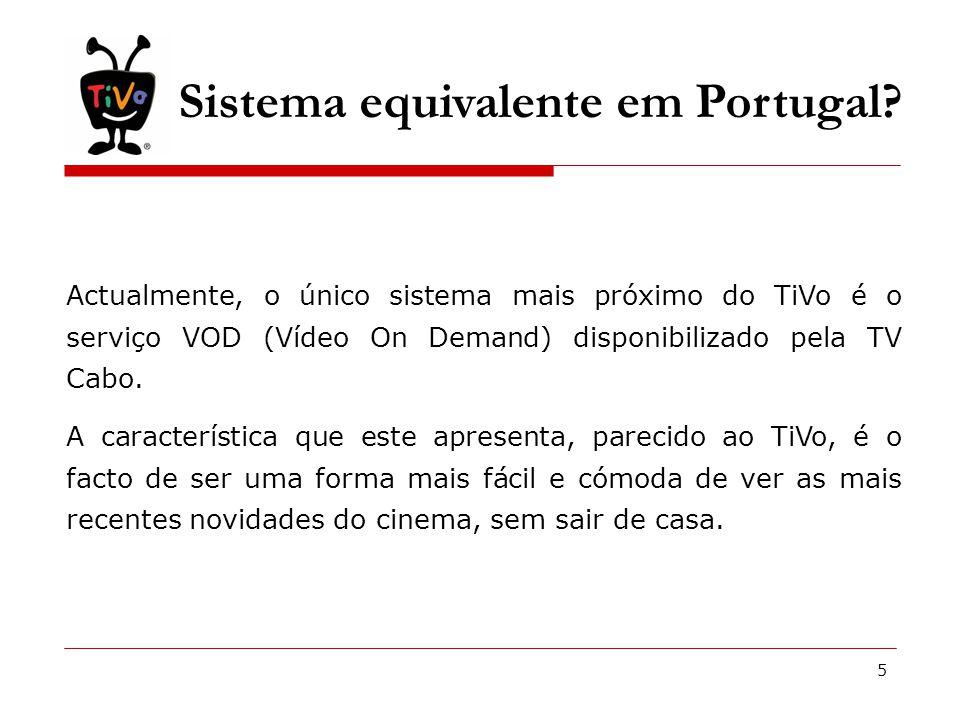 5 Sistema equivalente em Portugal.