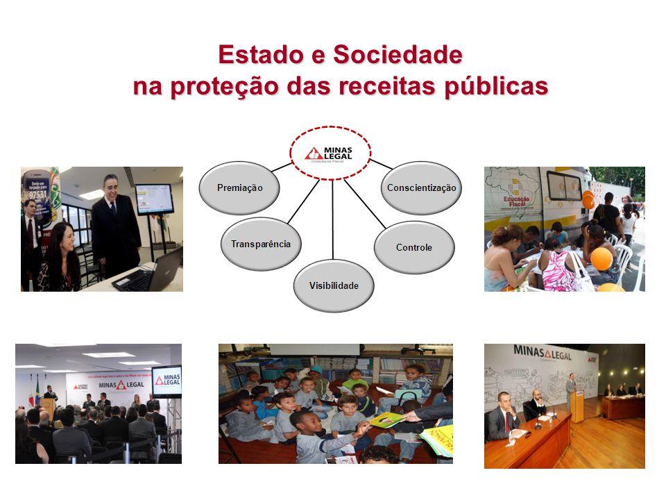 Estado e Sociedade na proteção das receitas públicas