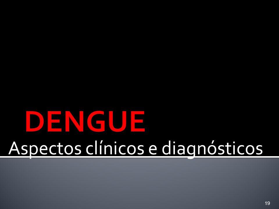 Aspectos clínicos e diagnósticos 19