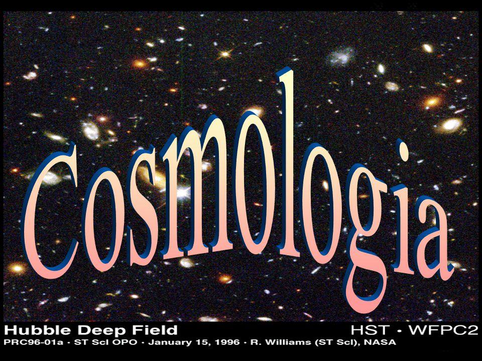 Cosmologia É o estudo do Universo como um todo.