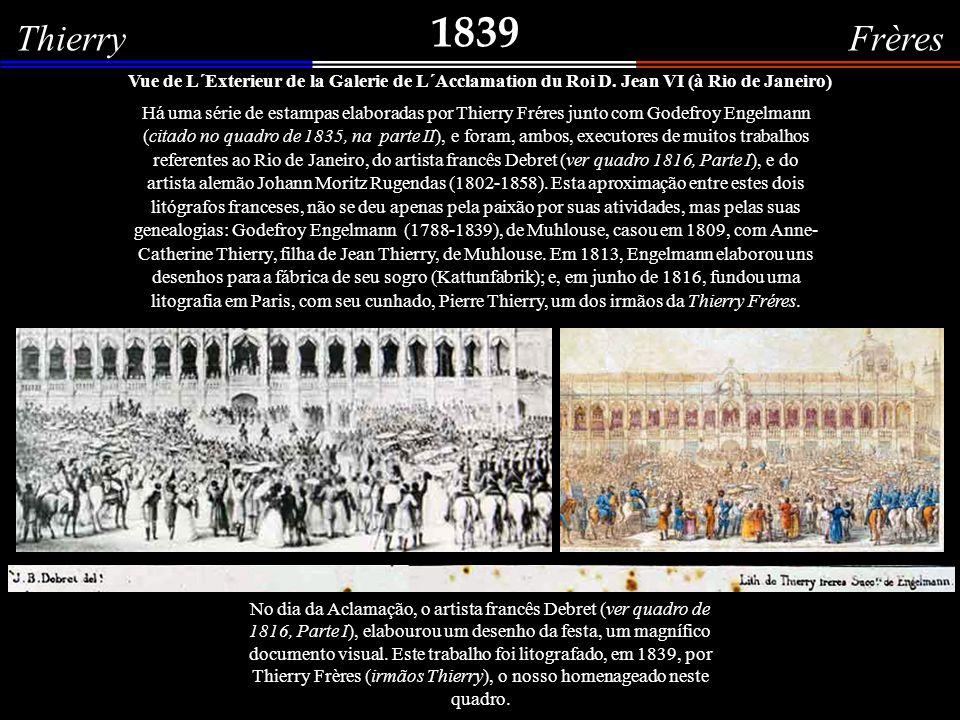 1839 Jules Arnout Carro de boi passando sob os arcos do Aqueduto da Carioca.