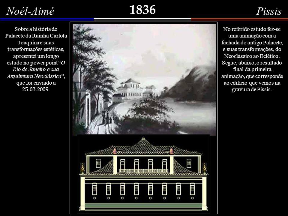 1839 Thierry Frères Com o falecimento da Rainha D.