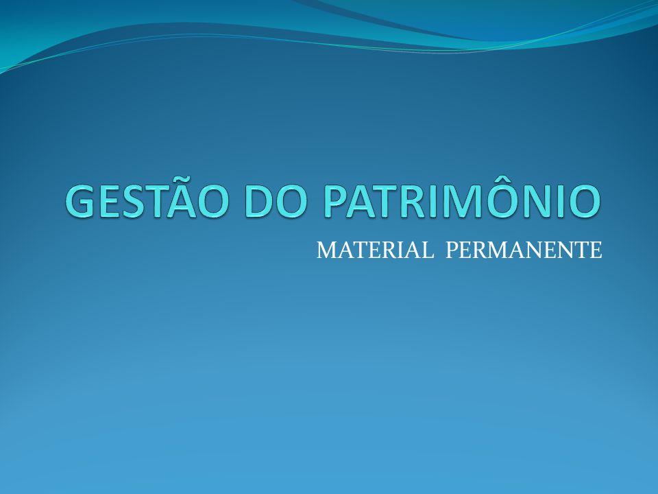 MATERIAL PERMANENTE