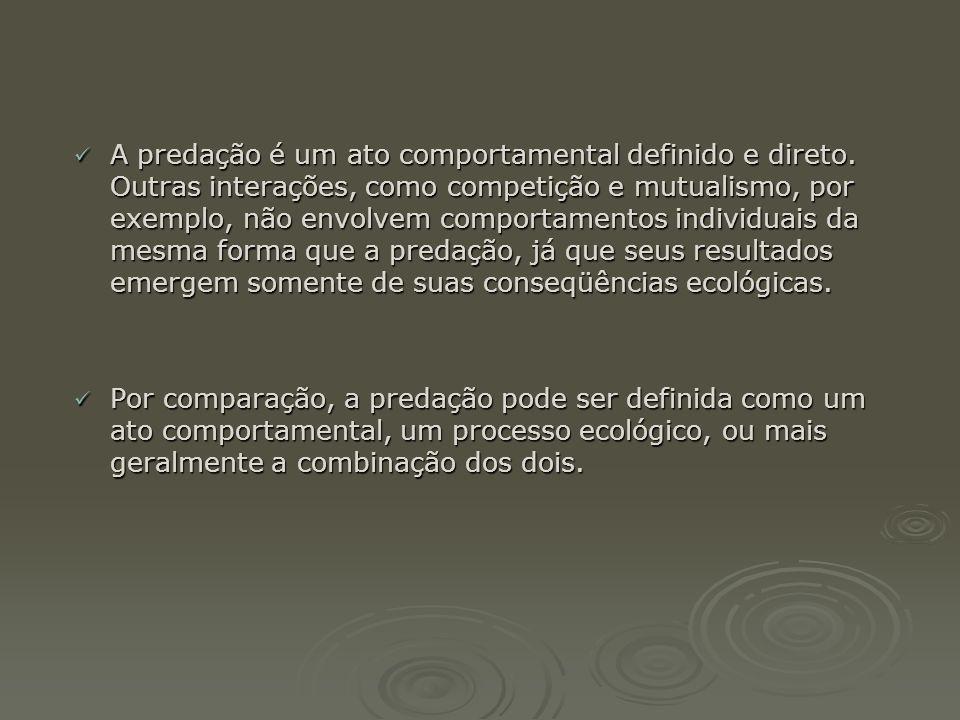 Informação importante  Análises de campo sugerem a não existência do paradoxo nas populações de Daphnia e algas.