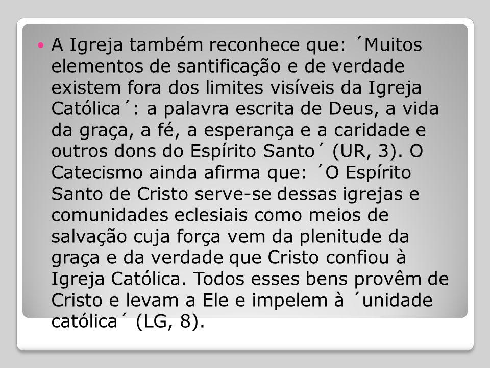  A esposa de Cristo não pode ser adulterada, ela é incorrupta e pura, não conhece mais que uma só casa, guarda com casto pudor a santidade do único t