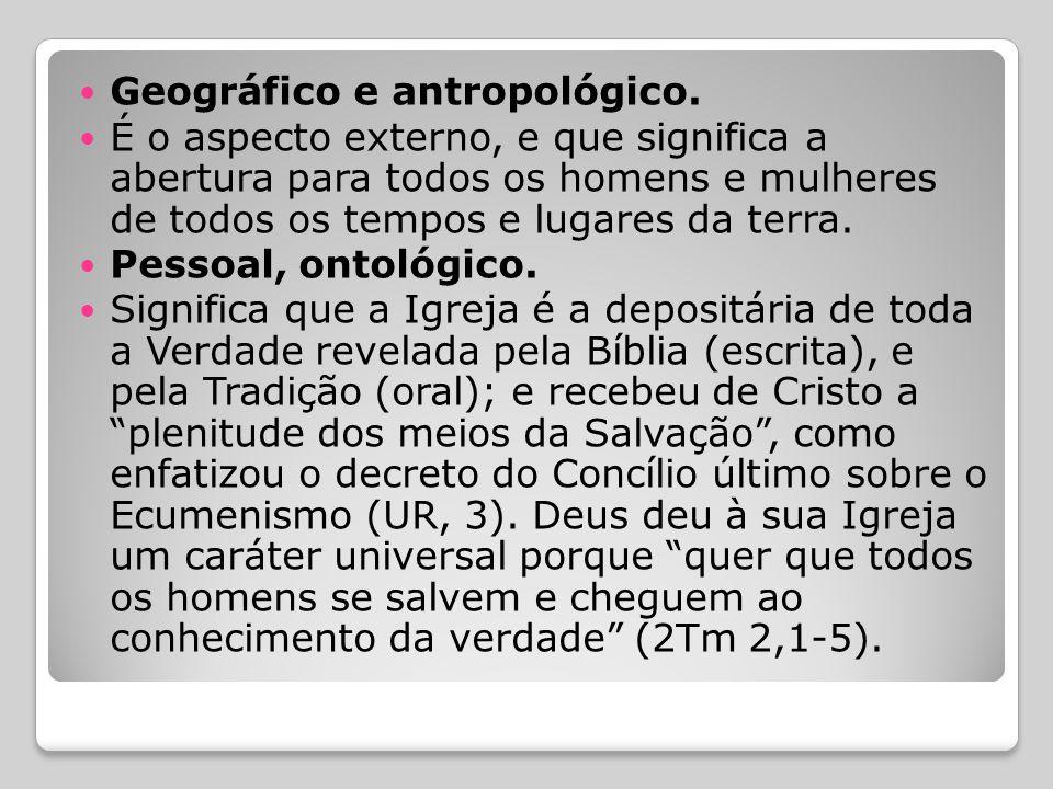  É por isso que os protestantes afirmam que ´a Igreja há de ser sempre reformada´, e então, cada reformador protestante começa uma ´nova Igreja´ inde