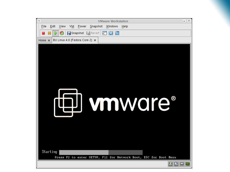 Virtualização – Estudo de Caso